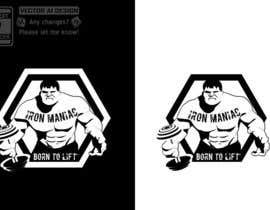 #2 untuk Iron maniac oleh MarinaWeb