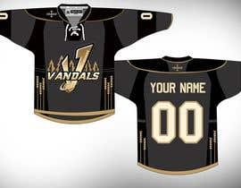 #47 untuk Hockey Logo and Jersey Design oleh fb54f0062620e2b
