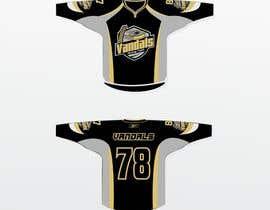 #26 untuk Hockey Logo and Jersey Design oleh cuongprochelsea