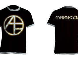 aadil666 tarafından Design a T-Shirt for Musician/Artist! için no 13