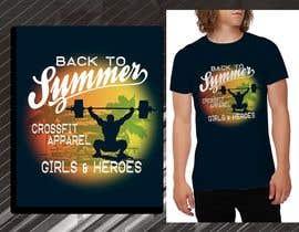 #51 untuk Summer Tshirt Collection oleh blackhordes