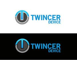 nº 23 pour Design a logo for Twincer device par alexandracol