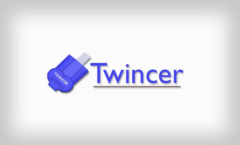 #36 for Design a logo for Twincer device by kennymyl04
