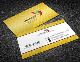 #27 untuk Design-BusinessCard-LetterHead-Envelope oleh Med7008