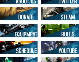 #7 untuk Twitch TV Streaming Description Headers oleh freelancerdez