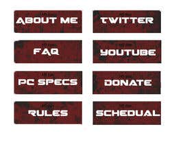 #8 untuk Twitch TV Streaming Description Headers oleh manthandhola