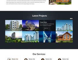 nº 36 pour Build a Website for Antwood Construction par SadunKodagoda