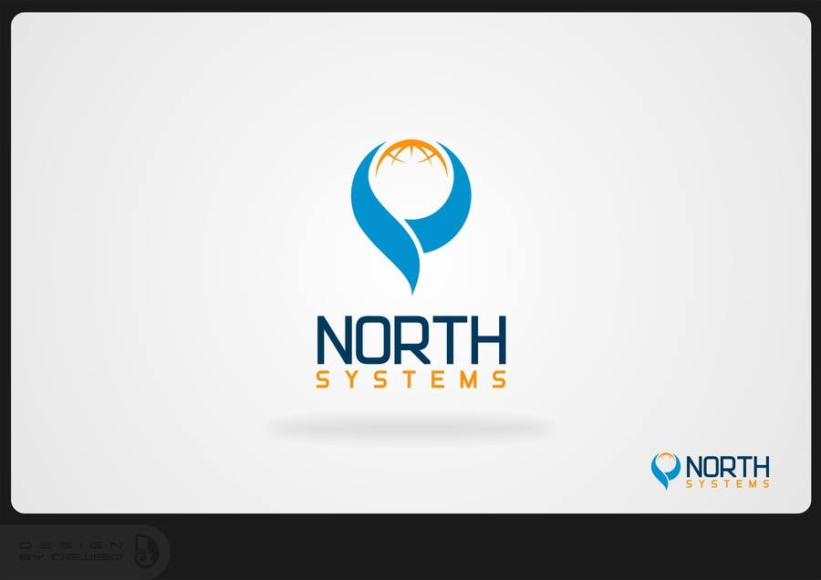 #41 for Professional Designers to design North Systems logo (IT company) by Dewieq