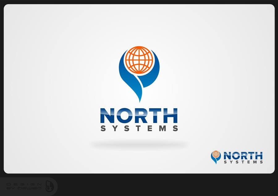 #51 for Professional Designers to design North Systems logo (IT company) by Dewieq