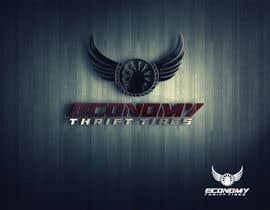 EdesignMK tarafından Design a Logo for Economy thrift tires için no 12
