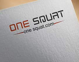 #38 untuk Design a Logo for OneSquat.com oleh faheemimtiaz