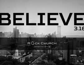 #105 untuk BELIEVE 3:16 CAMPAIGN oleh syedraza88