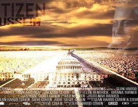"#21 untuk Design a movie poster for ""Citizen Hussein"" oleh CharleneRonWork"