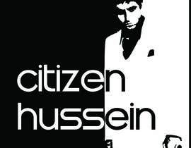 "#3 untuk Design a movie poster for ""Citizen Hussein"" oleh jawadbhatty"