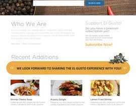 #37 untuk El Gusto Brand Refresh oleh styleworksstudio
