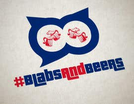 #15 untuk Design a avatar/logo/concept for Blabs and Beers event oleh Naumovski