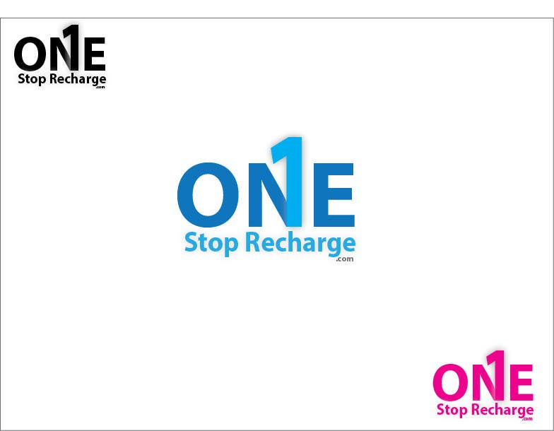 #106 for Design a Logo for onestoprecharge.com by sicreations