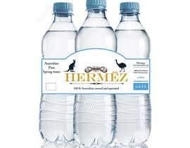 #11 untuk Premium spring water bottle label oleh Modeling15