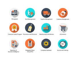 #14 for Design Icon Set for Retail Company by NILESH38