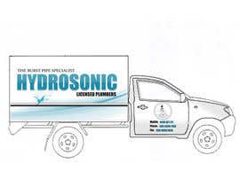 #29 para Graphic Design for Hydrosonic Leak Detection Service de LidiaD