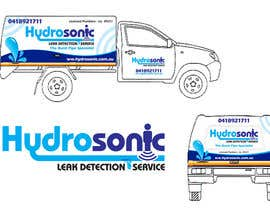 #114 para Graphic Design for Hydrosonic Leak Detection Service de ivandacanay