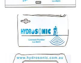 #77 untuk Graphic Design for Hydrosonic Leak Detection Service oleh Ritter77