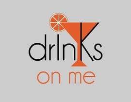 luvaggione tarafından Design a Logo for the app Drinks On Me için no 17