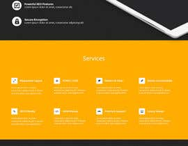 kumarsravan031 tarafından Design a Website Mockup for My Business için no 4
