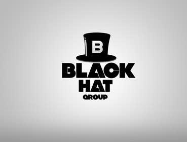 sanjaydzz86 tarafından Design a Logo For Black Hat Group için no 40