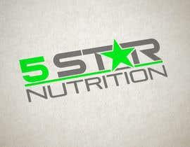fireacefist tarafından Design a Logo - 5 Star Nutrition için no 873