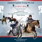 Graphic Design Inscrição do Concurso Nº27 para Graphic Design for Galahad Equine Group Pty Ltd