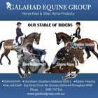 Graphic Design Inscrição do Concurso Nº15 para Graphic Design for Galahad Equine Group Pty Ltd