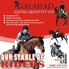 Graphic Design Inscrição do Concurso Nº36 para Graphic Design for Galahad Equine Group Pty Ltd
