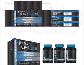 sarahhanley tarafından Supplement Box Kit - AlphaOne için no 3