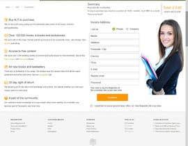 stellent tarafından Design a landing page within our website design için no 6