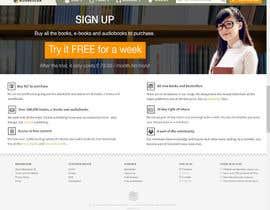 stellent tarafından Design a landing page within our website design için no 9
