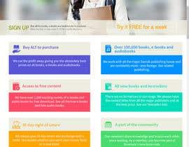 stellent tarafından Design a landing page within our website design için no 15