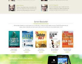 webidea12 tarafından Design a landing page within our website design için no 7