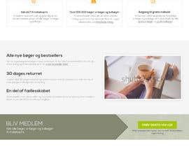 updated6188 tarafından Design a landing page within our website design için no 12