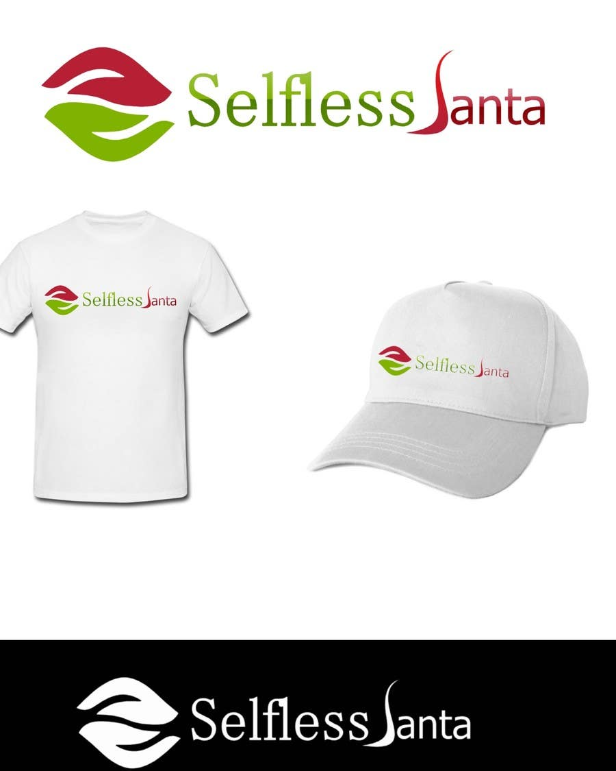 Contest Entry #6 for Selfless Santa - Logo Needed