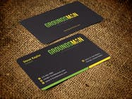 Graphic Design Entri Peraduan #4 for Design some Stationery for Groundsman, cards, letter heads and email footers