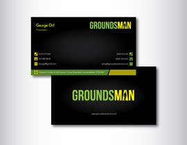 #110 cho Design some Stationery for Groundsman, cards, letter heads and email footers bởi GeorgeOrf