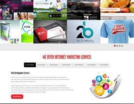 Nro 1 kilpailuun Design a 4 page Website Mockup for us käyttäjältä xsasdesign