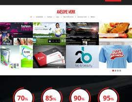 Nro 4 kilpailuun Design a 4 page Website Mockup for us käyttäjältä xsasdesign