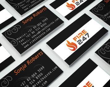 minhaz1000 tarafından Fire247 Business card için no 3