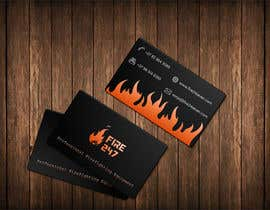 asikata tarafından Fire247 Business card için no 4