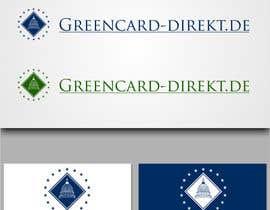 mille84 tarafından Design a Logo for a Greencard / Visa Agency için no 9