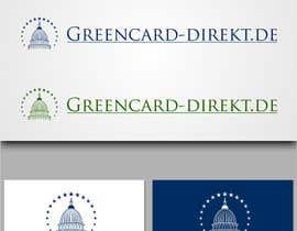 mille84 tarafından Design a Logo for a Greencard / Visa Agency için no 10