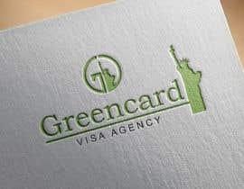 donmute tarafından Design a Logo for a Greencard / Visa Agency için no 16