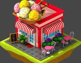 leona1314 tarafından 100+ isometric building designs for mobile city building game için no 23